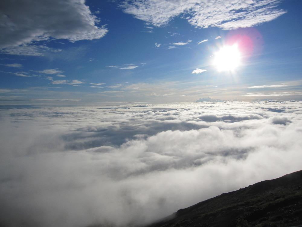【part2下山まで】 富士登山行ってきま…